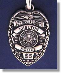 Shelton Police Sergeant